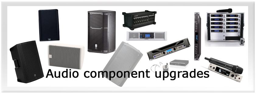 School P.A._Service Sound Audio component upgrades